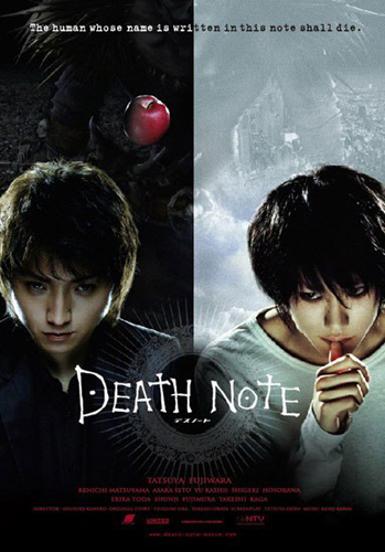 Death Note Live Action - Cuốn Sổ Tử Thần