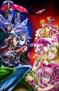 Xem phim Precure All Stars Movie DX3: Mirai ni Todoke! Sekai wo Tsunagu☆Nijiiro no Hana - Pretty Cure All Stars DX3: Reach the Future! The Rainbow Flower that Connects the World | Eiga Precure All Stars DX3: Mirai ni Todoke! Sekai wo Tsunagu Nijiiro no Hana Vietsub