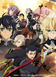 Owari no Seraph 2nd Season - Owari no Seraph: Nagoya Kessen-hen | Seraph of the End: Battle in Nagoya |  | Seraph of the End 2nd Season