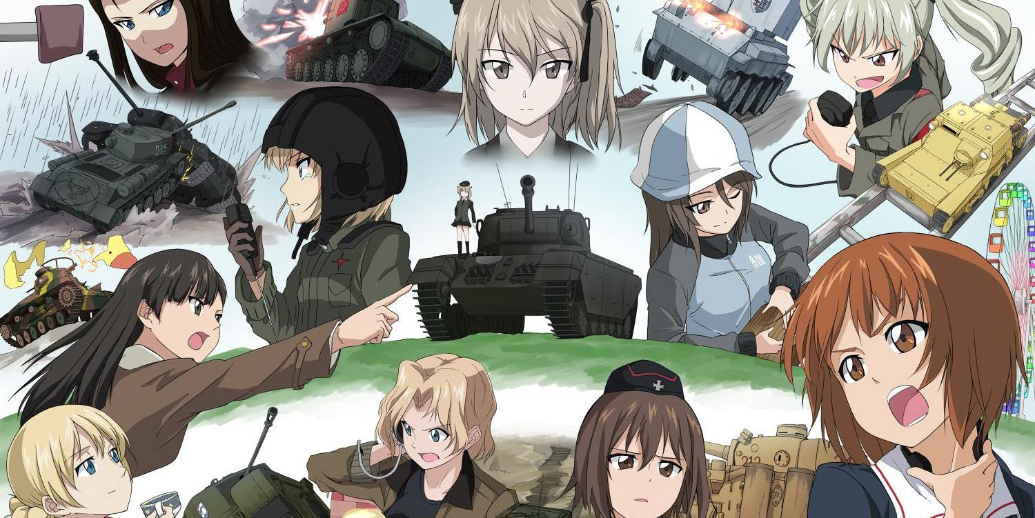 Xem phim Girls und Panzer der Film - Girls und Panzer Movie | Girls & Panzer Movie | Gekijouban Girls und Panzer Vietsub