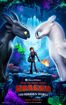 How to Train Your Dragon 3: The Hidden World (2019) - Bí kíp luyện rồng 3 : Vùng đất bí ẩn
