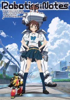 Robotics;Notes - Robotics; Notes [Bluray]