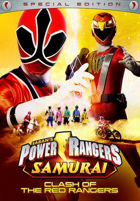 Power Rangers Samurai Movie: Clash of the Red Rangers - Clash of the Red Rangers - The Movie