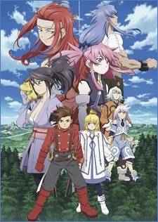 Tales of Symphonia The Animation: Tethe'alla-hen - Tales of Symphonia 2