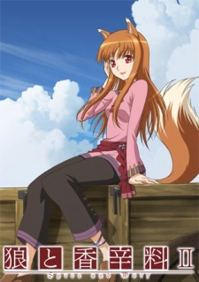 Ookami to Koushinryou II (Ss2) - Spice and Wolf 2nd Season (2009)