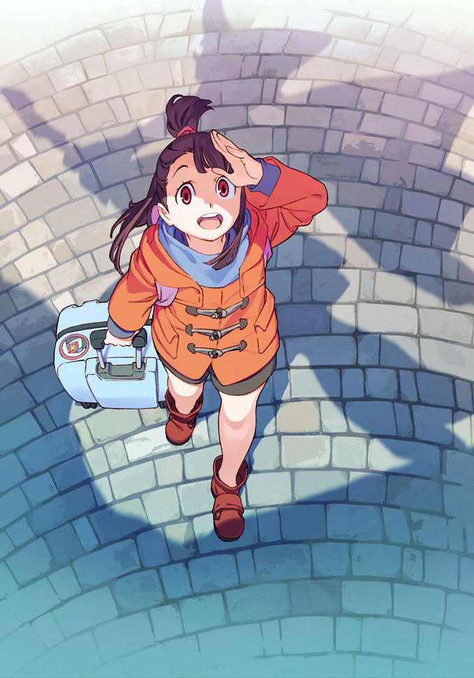 Little Witch Academia (TV) - Little Witch Academia