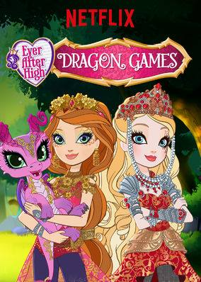 Xem phim Ever After High Movie 4 : Dragon Games - Ever After High Special S6 Vietsub