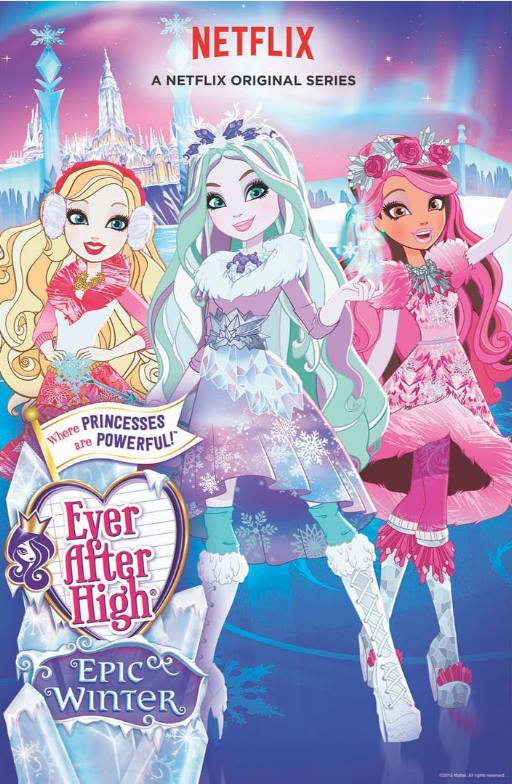 Ever After High Movie 5 : Epic Winter - Ever After High Special S7