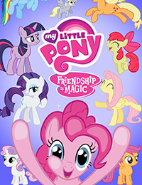 My Little Pony Friendship is Magic SS8 - Những chú ngựa Pony Phần 8