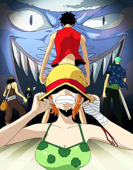 One Piece Special 5: Episode of Nami - Koukaishi no Namida to Nakama no Kizuna - One Piece Special | Episode of Nami: Tears of a Navigator and the Bonds of Friends