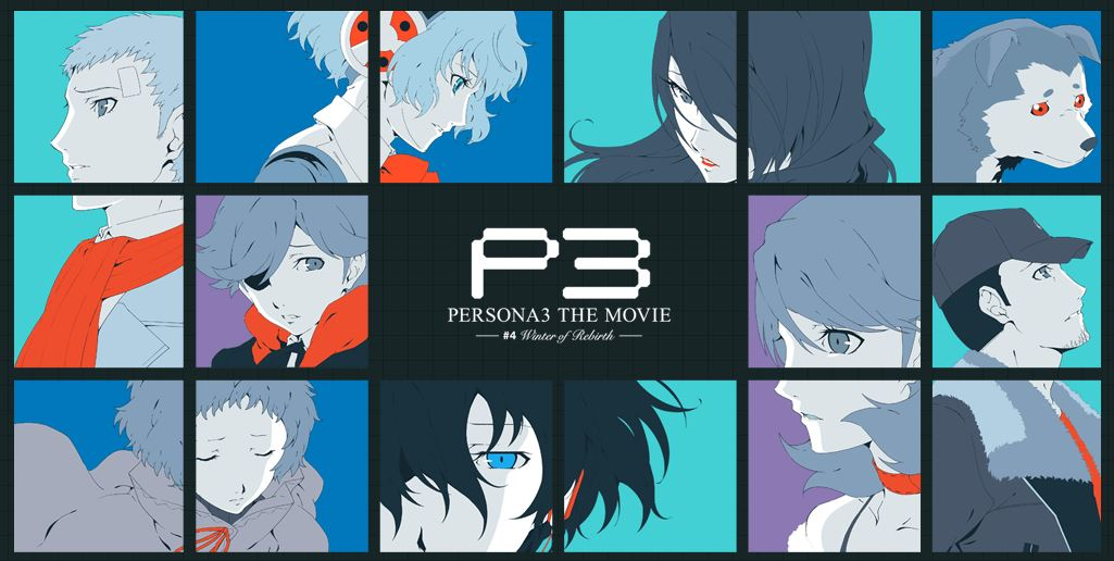 Xem phim Persona 3 the Movie 4: Winter of Rebirth - PERSONA3 THE MOVIE —#4 Winter of Rebirth— Vietsub