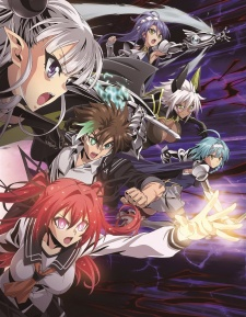 Xem phim Shinmai Maou no Testament Burst (Ss2) - The Testament of Sister New Devil: Burst | Shinmai Maou no Season 2 Vietsub