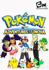 Pokemon Season 16 : Black and White Adventures in Unova and Beyond - Bửu bối thần kì Phần 16 | Pokemon Phần 16
