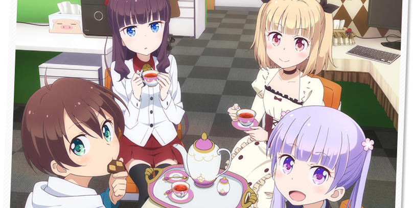New Game! - NEW GAME!