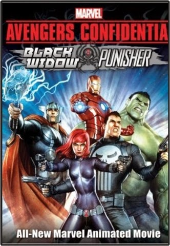 Avengers Confidential: Black Widow to Punisher - Marvel Avengers Confidential: Black Widow & Punisher