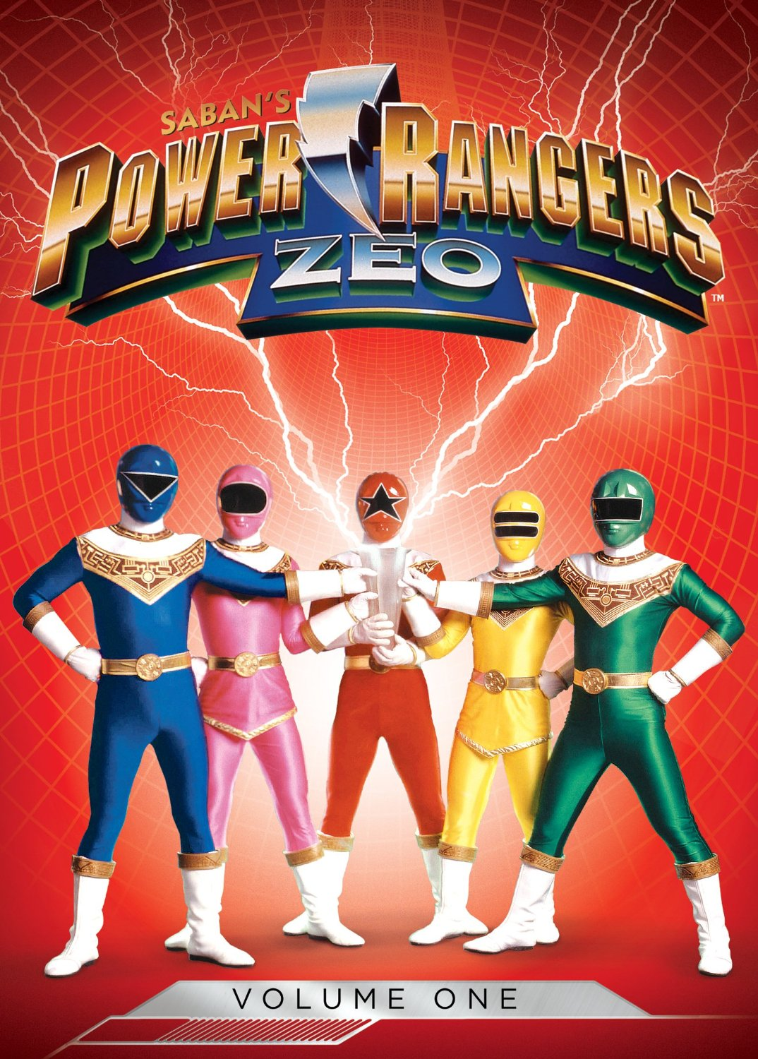 Power Rangers Zeo - Power Rangers Zeo
