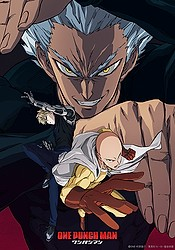 One Punch Man 2nd Season - One Punch-Man 2, One-Punch Man 2, OPM 2