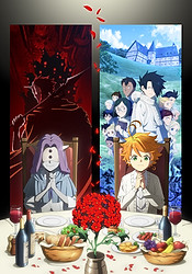 Yakusoku no Neverland 2nd Season - The Promised Neverland 2nd Season
