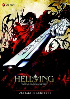 Hellsing Ultimate - HELLSING OVA [Bluray]