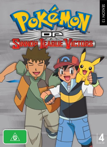 Pokemon Season 13 : Diamond And Pearl Sinnoh League Victors - Bửu bối thần kì Phần 13 | Pokemon Phần 13
