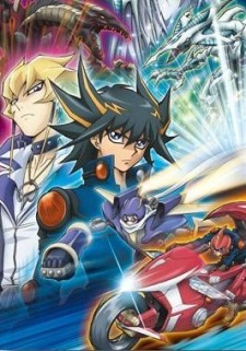 Yu-Gi-Oh! 5D's: Shinkasuru Kettou! Stardust vs. Red Demon's - Yu-Gi-Oh! 5D's: Evolving Duel! Stardust vs. Red Daemon's