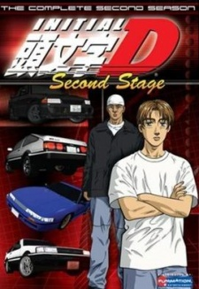 Initial D: Second Stage 2000 Ss2 - Initial D Second Stage 2000 [Ss2]