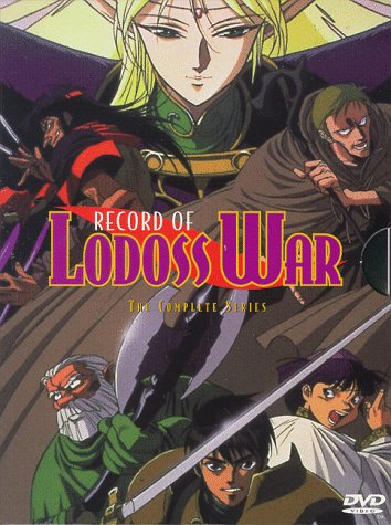 Lodoss-tou Senki - Record of Lodoss War | Record of Lodoss War OVA