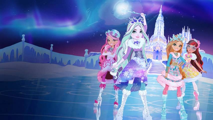 Xem phim Ever After High Movie 5 : Epic Winter - Ever After High Special S7 Vietsub
