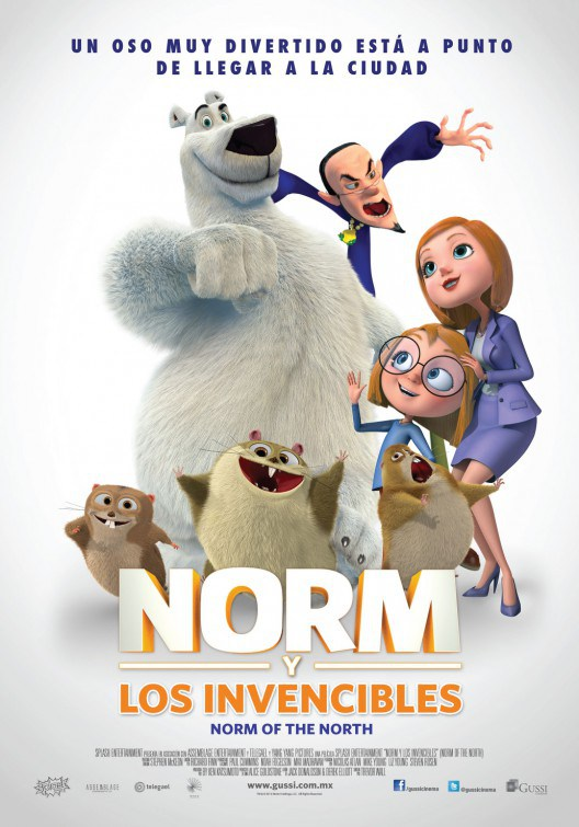 Xem phim Norm of the North -  Vietsub