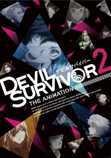 Devil Survivor 2 The Animation - Shin Megami Tensei: Devil Survivor 2 (2013)