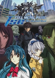 Full Metal Panic! The Second Raid (Ss2) - Full Metal Panic! 2