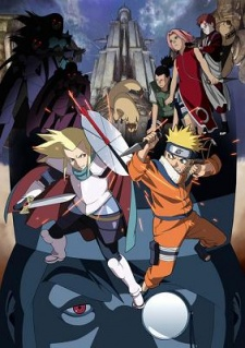 Naruto: Movie 2 - Daigekitotsu! Maboroshi no Chiteiiseki Dattebayo! - Naruto the Movie 2: Legend of the Stone of Gelel | Naruto THE Movie vol.2 | Naruto Movie 2 | Gekijouban Naruto