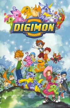 Digimon Adventure - Digimon: Digital Monsters (Ss1) (1999)