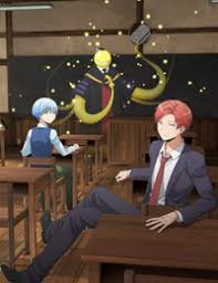 Ansatsu Kyoushitsu: 365-nichi no Jikan - Assassination Classroom The Movie: 365 Days (2016)
