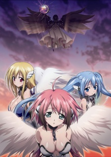 Xem phim Sora no Otoshimono: Tokeijikake no Angeloid [BluRay Disc] - Heaven's Lost Property the Movie: The Angeloid of Clockwork [BD] Vietsub