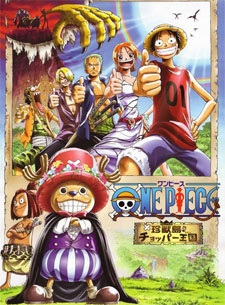 Xem phim One Piece Movie 3 : Vua Chopper Của Đảo Thú - One Piece: Chopper Kingdom of Strange Animal Island | One Piece: Chinjuujima no Chopper Oukoku Vietsub