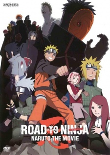 Xem phim Naruto Shippuuden The Movie 6: Road to Ninja - Naruto: Shippuuden Movie 6 - Road to Ninja Vietsub