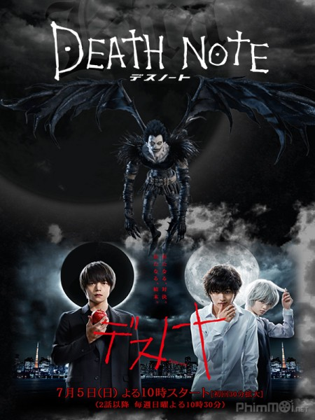 Death Note 2015 (Live Action) - Cuốn Sổ Tử Thần 2015 ( Live Action)