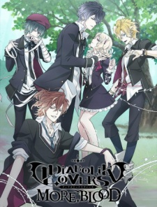 Diabolik Lovers 2nd Season - Diabolik Lovers More,Blood | Diabolik Lovers Second Season