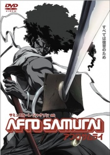 Afro Samurai Movie - Afro Samurai the Movie