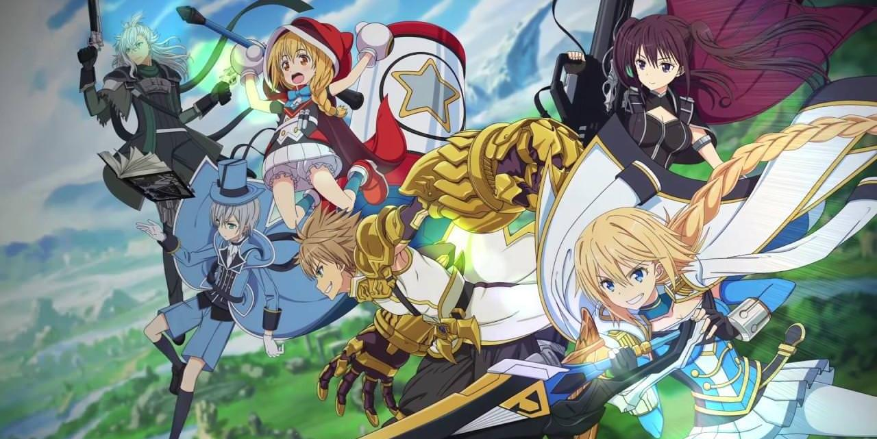 Xem phim Hangyakusei Million Arthur - Operation Han-Gyaku-Sei Million Arthur Vietsub