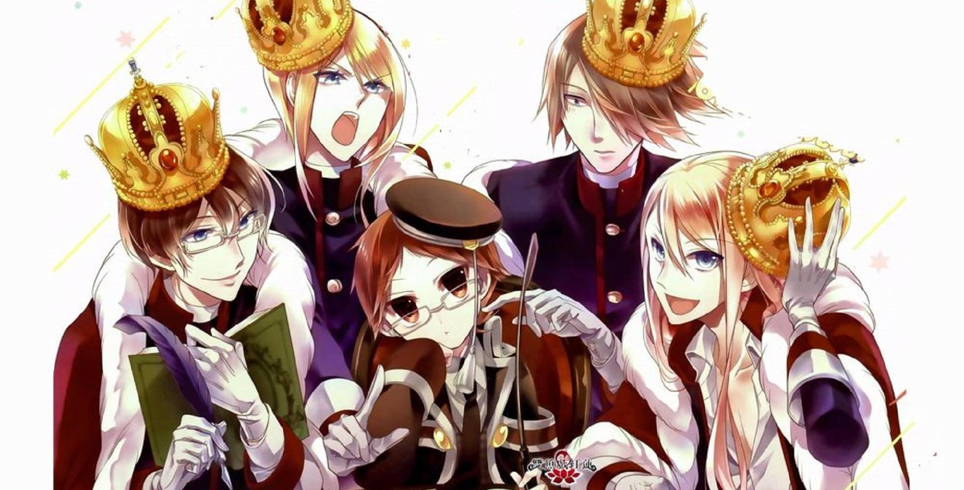 Xem phim Oushitsu Kyoushi Heine Movie - The Royal Tutor Movie, Oushitsu Kyoushi Haine Movie Vietsub