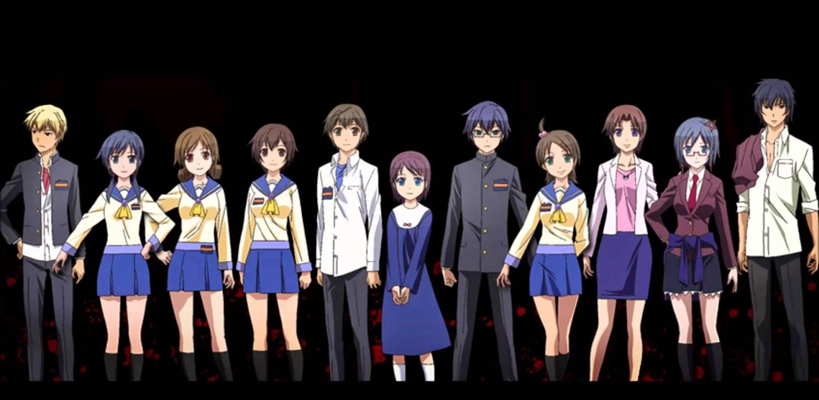 Xem phim Corpse Party: Tortured Souls - Bougyakusareta Tamashii no Jukyou - Corpse Party: Tortured Souls OVA Vietsub