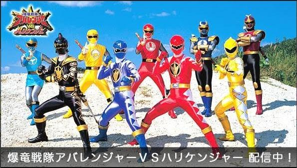 Xem phim Bakuryuu Sentai Abaranger vs. Hurricaneger - A movie for Bakuryuu Sentai Abaranger and Ninpuu Sentai Hurricaneger Vietsub