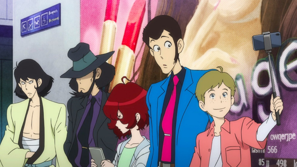 Xem phim Lupin III: Part 6 - LUPIN THE 3rd PART 6, Lupin III: Part VI, Lupin Sansei Part VI Vietsub