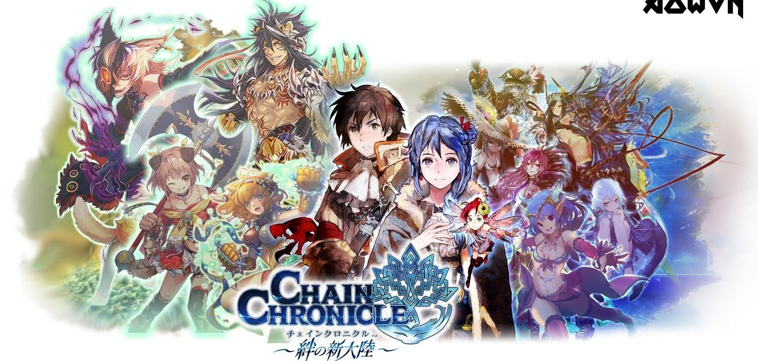 Xem phim Chain Chronicle: Haecceitas no Hikari (TV) - Chain Chronicle: The Light of Haecceitas Vietsub