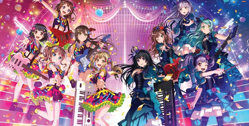 Xem phim BanG Dream! 2nd Season - BanG Dream 2 Vietsub