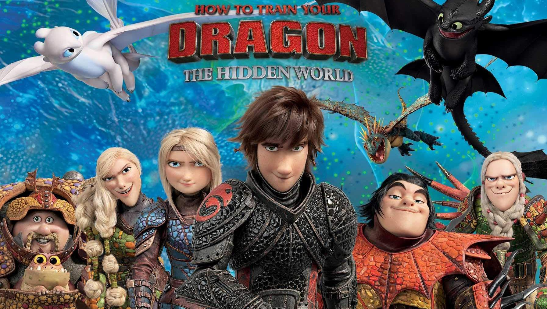 Xem phim How to Train Your Dragon 3: The Hidden World (2019) - How to Train Your Dragon 3 Vietsub
