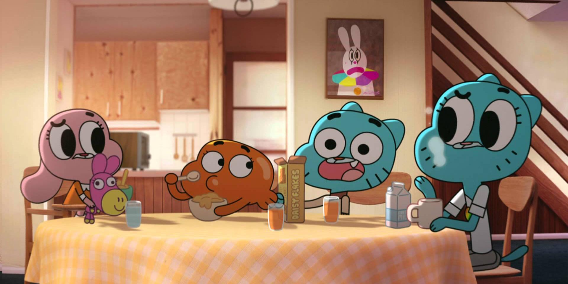 Xem phim The Amazing World Of Gumball: Season 4 - The Amazing World of Gumball Phần 4 Vietsub