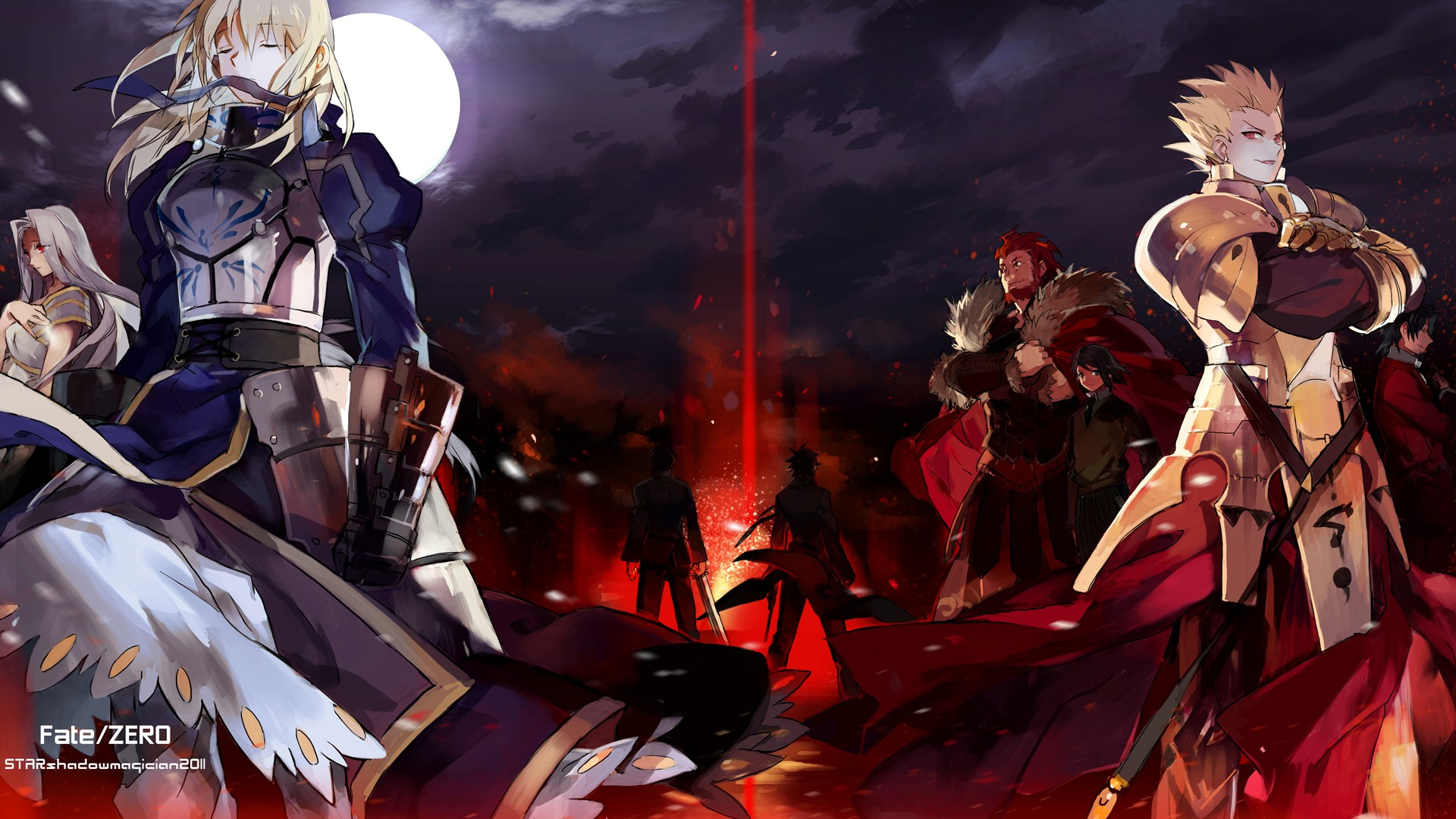 Xem phim Fate/Stay Night - Fate - Stay Night Vietsub